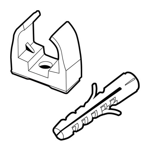 膨胀管 定位片 配线器材