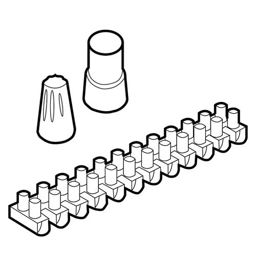 接线端子 压线帽