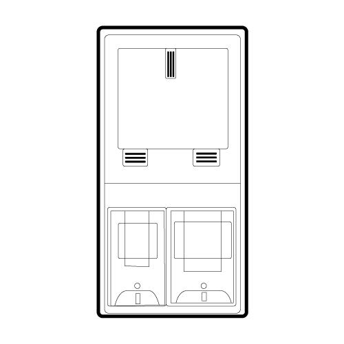 南网费控系列电表箱