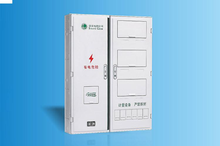CHS-PXD601新国网单相六表位电能计量箱