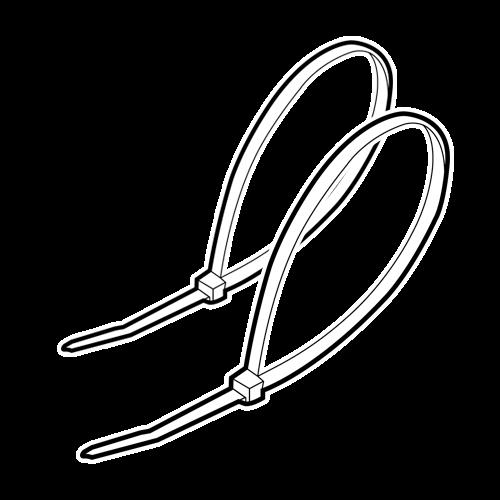 扎带及配线器材