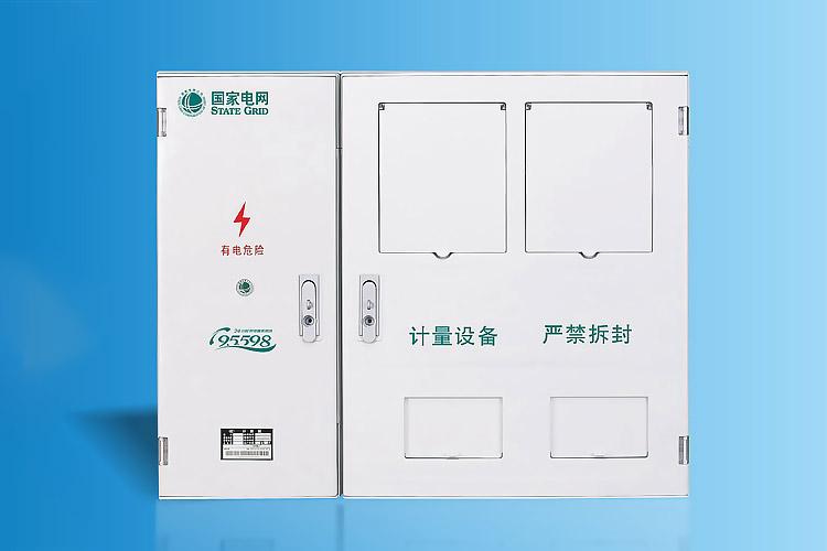 CHS-PXS201新国网三相二表位电能计量箱
