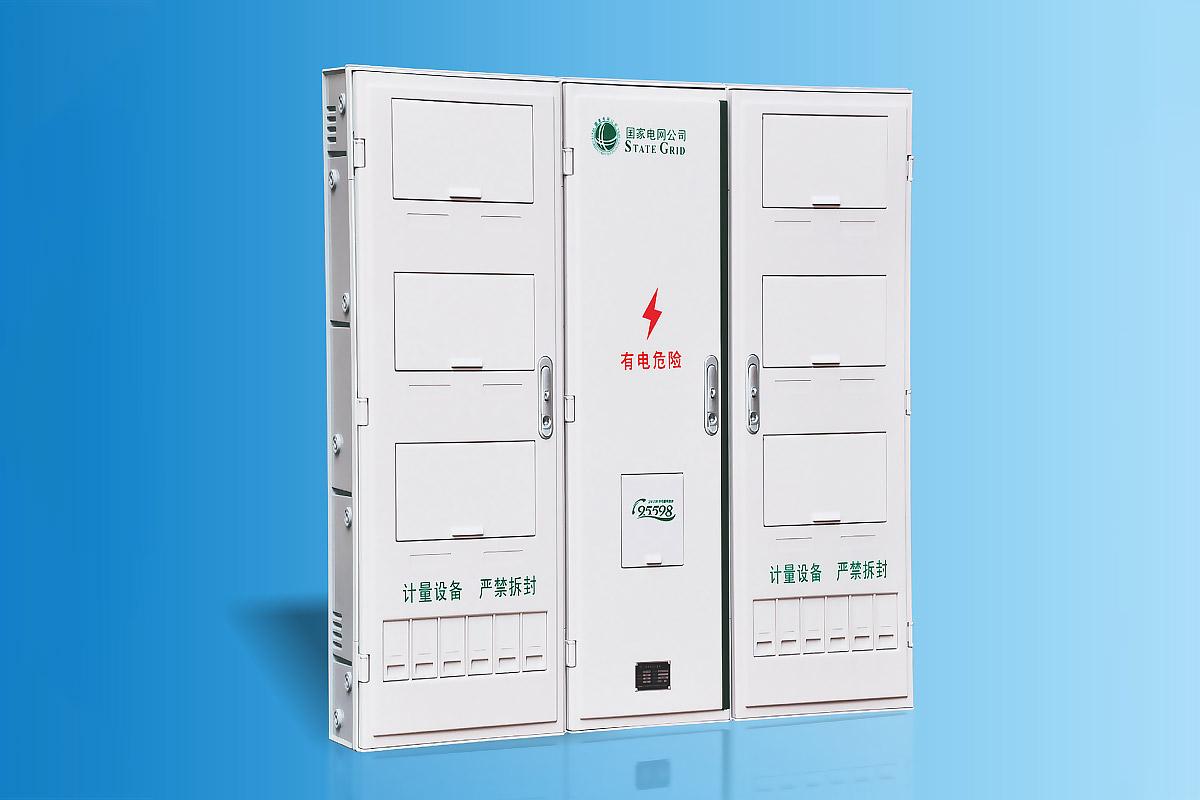 CHS-PXD1202新国网单相十二表位电能计量箱 18-1