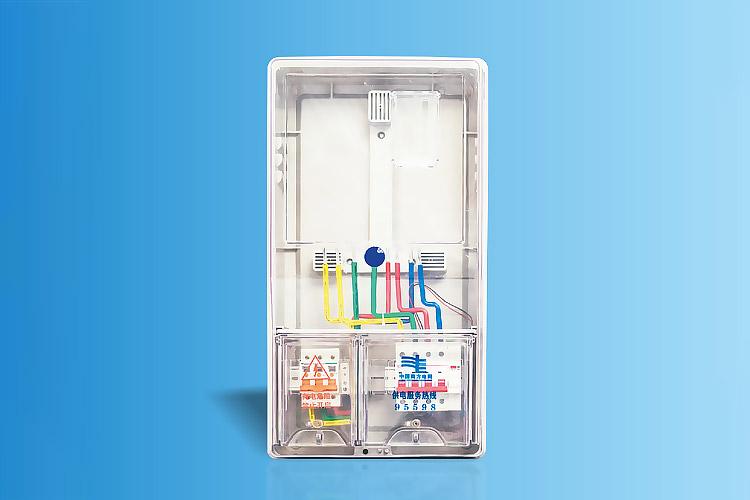CHS-FPFS1X南网费控三相一表位计量箱
