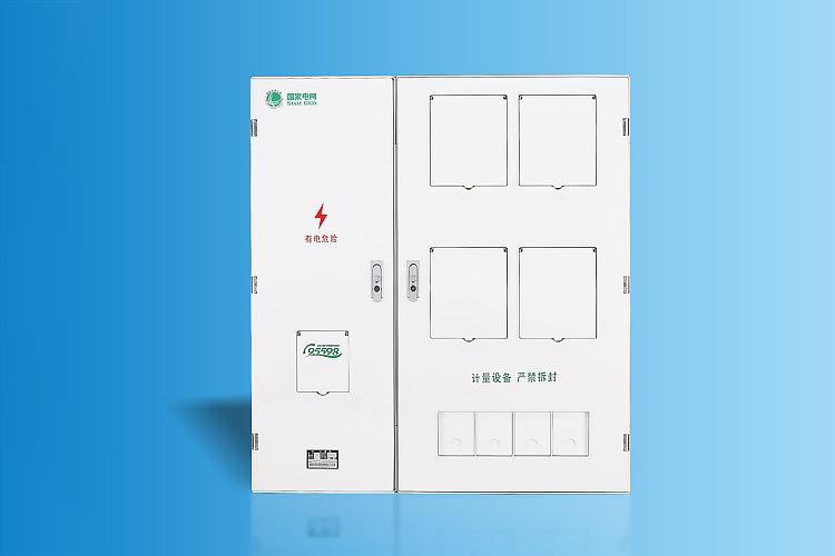CHS-PXS401新国网三相四表位电能计量箱