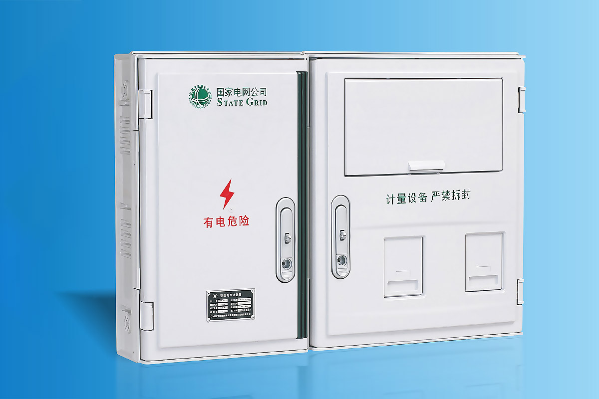CHS-PXD201新国网单相二表位电能计量箱 12-1