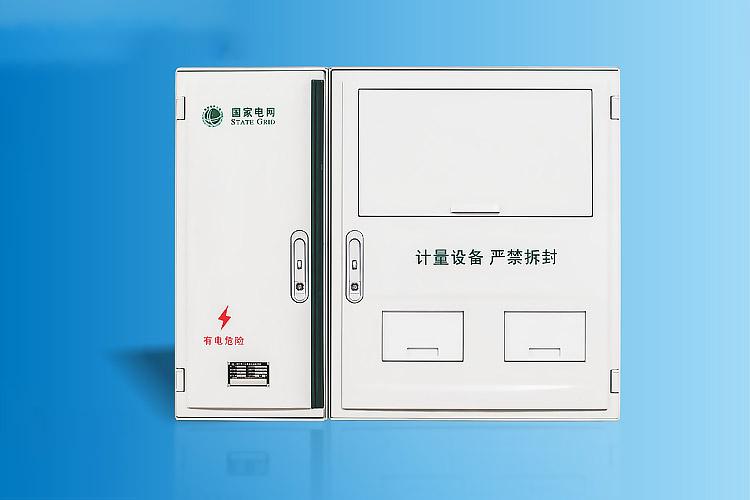 CHS-SXS201X  SMC三相二表位电能计量箱