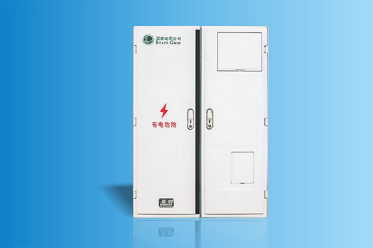 CHS-SXS101H  SMC三相一表位互感式电能计量箱