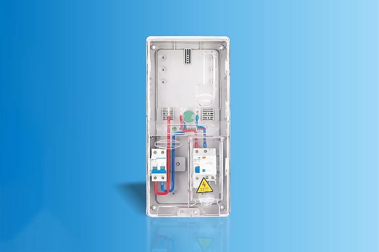 CHS-K101H  单相一表位电能计量箱