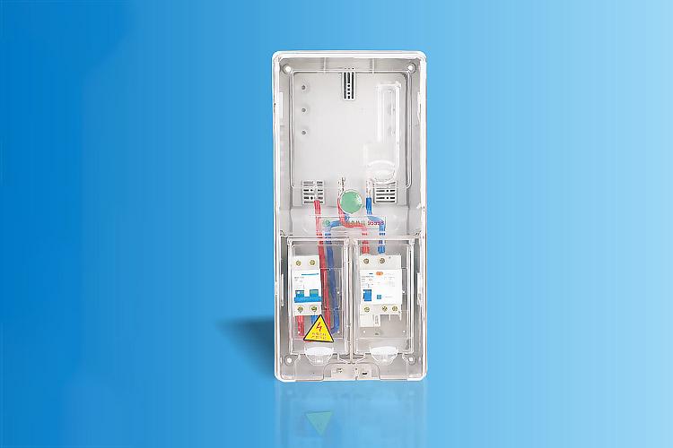 CHS-K101E  单相一表位电能计量箱